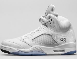 Air Jordan 5 Lace Guide