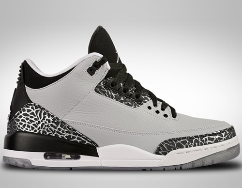 Nike Air Jordan 3 Shoelace Sizing Guide