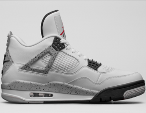 Nike Air Jordan 4 Shoelace Sizing Guide