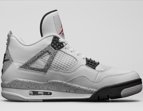 air jordan 4 shoelace length