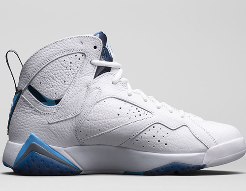 Nike Air Jordan 7 Shoelace Sizing Guide