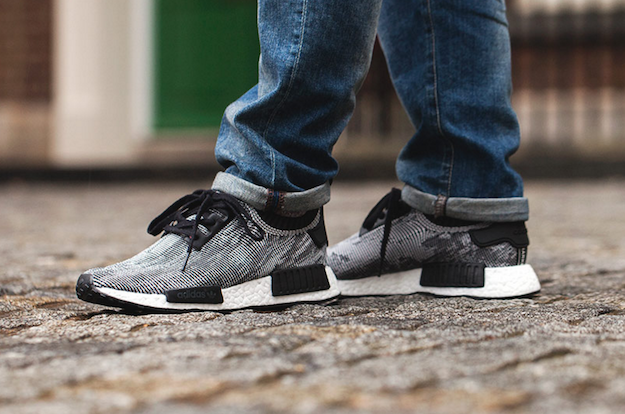 adidas NMD R1 Glitch Camo Grey £33.70 : Newton Family Physicians