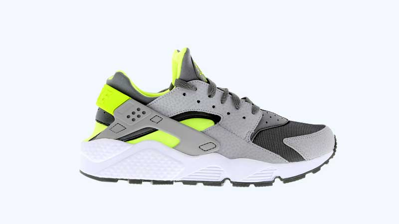 Nike-Air-Huarache-Cool-Grey-Volt