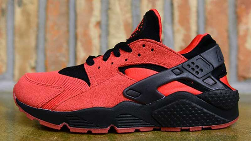 Nike-Air-Huarache-QS-University-Red
