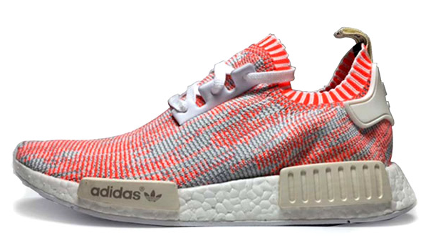 Adidas NMD Weiß Orange