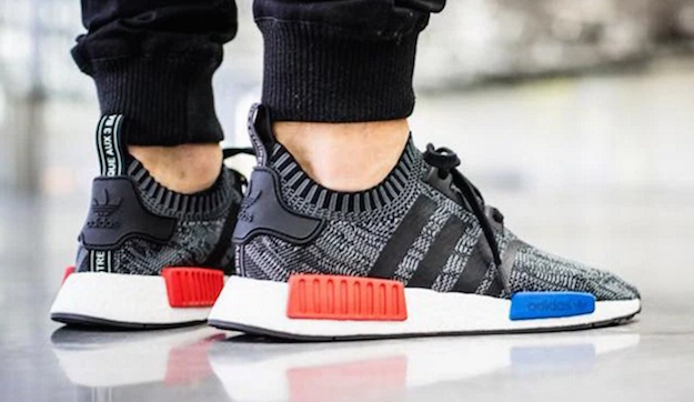 adidas nmd blue for sale