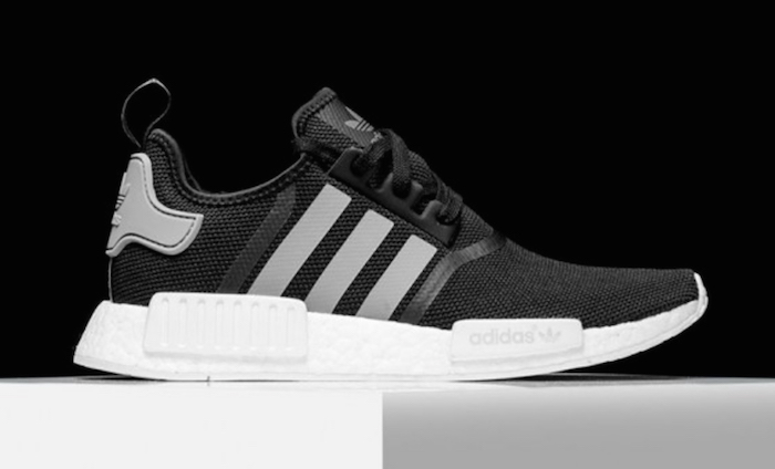 Nmd Adidas Grey Black