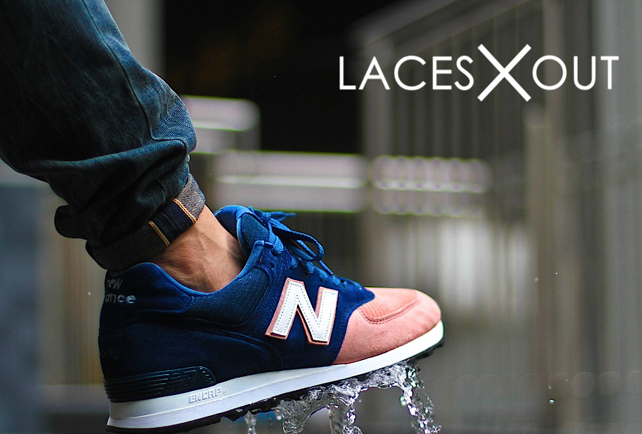 new balance 574 custom midnight rose 2