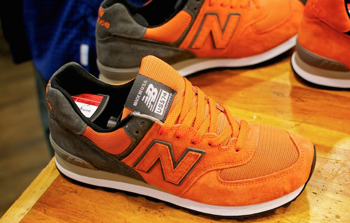 new balance 574 history of thanksgiving