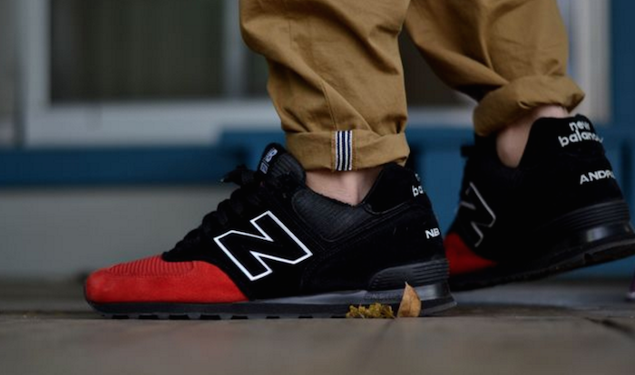 Since , New Balance's 'NB1' program has offered the general public the opportunity to bring their own custom designs to life as true one-of-one creations. Earlier this year, we travelled to New England, where we documented the production of NB1 s at the factory in Lawrence, Massachusetts.