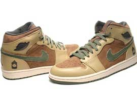 Armed-Forces-Military-Retro-Medium-Brown-Urban-Haze-Hay-Anthracite-Air-Jordan-1-Original-Release