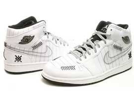 Barons-Home-Opening-Day-Retro-White-Black-Silver-Air-Jordan-1-Original-Release