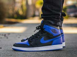 Black-and-Royal-Blue-OG-Jordan-1-Original-Release