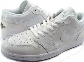 Crocodile-Pure-Retro-Low-White-Metallic-Silver-White-Air-Jordan-1-Original-Release