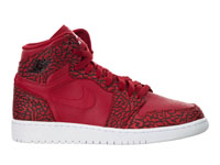 Jordan 1 Red Elephants