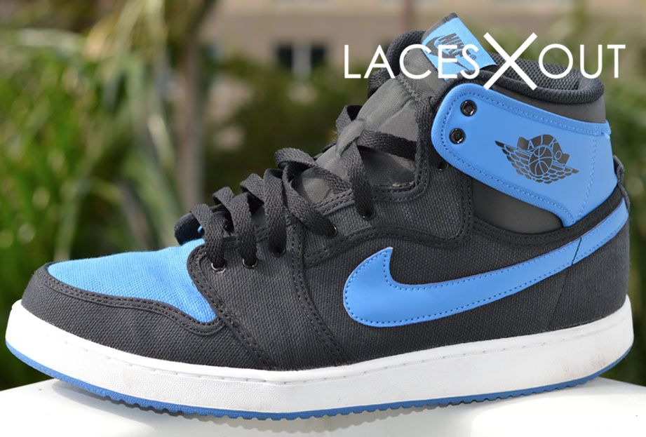 5 Ways to Lace Your Nike Air Jordan 1 Sneakers 6a5773c37