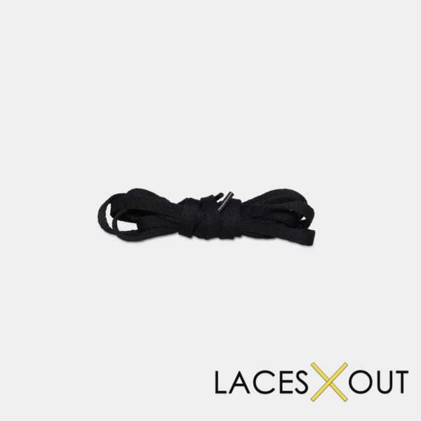 Black Laces Wrapped Up
