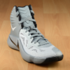 Grey Shoelaces for Basketball Shoes