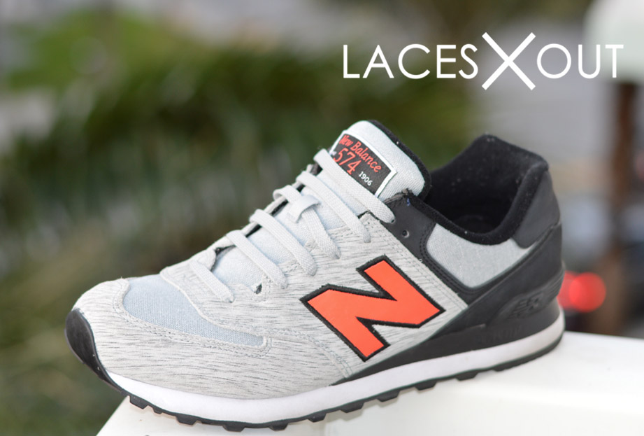 outlet store 29a67 06c91 4 Ways to Lace Your New Balance 574s