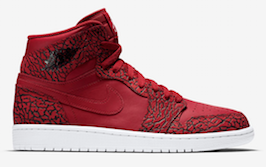Laces for Jordan 1 Red Elephants