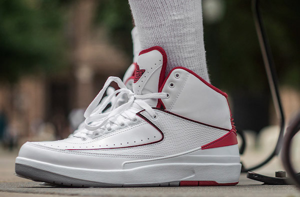 brand new ad39d 71631 Air Jordan 2 History