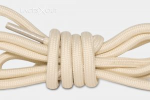 Nude Rope Shoelaces