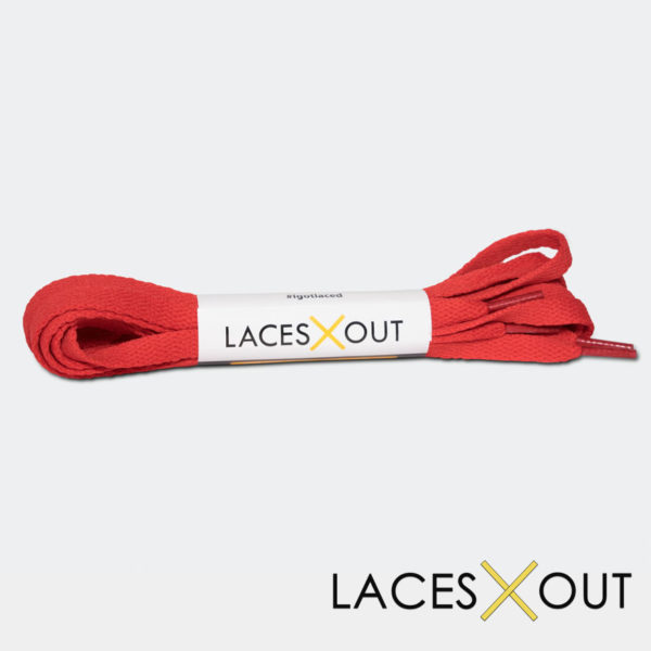 Red Shoelaces Product View