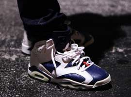 Air Jordan 6 Retro Olympics  014abc4e2f
