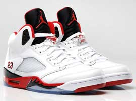 huge selection of 468b8 07305 The Complete History of the Nike Air Jordan 5 Sneaker