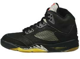 074270c95bbe03 The Complete History of the Nike Air Jordan 5 Sneaker