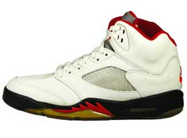 Air-Jordan-5-Original-White-Black-Fire-Red