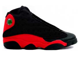 air jordan 13 og black varsity red