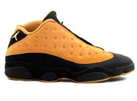 air jordan 13 og low black chutney