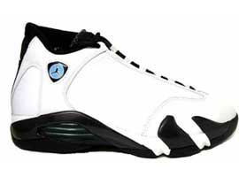 air jordan 14 og oxy white black oxidized green