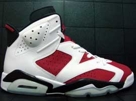 air jordan 6 retro carmines white black carmine countdown pack
