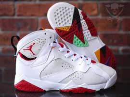 b4cc9712dba air jordan 7 retro hare white light graphite true red countdown pack