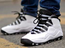 official photos 631a7 0faae air jordan 10 retro steel white black light steel grey varsity red