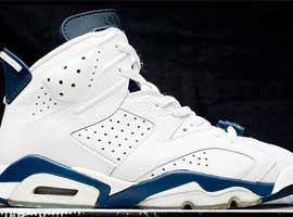 air jordan 6 retro white midnight navy