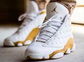 air jordan 13 retro white wheat