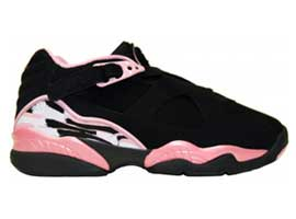 air jordan 8 retro womens low black real pine white