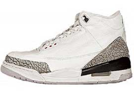 buy popular b86d1 1825c White-Cement-Grey-Original-Air-Jordan-III-Original-