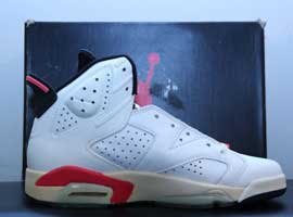 competitive price 99b26 fdbb1 The Complete History of the Nike Air Jordan 6 Sneaker