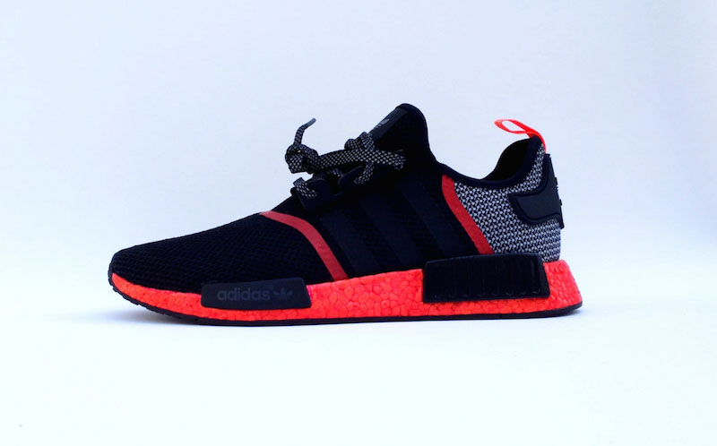 Adidas Nmd R1 Orange On Sale >Off68% Di Sconti