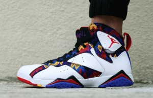 Air Jordan 7 on Feet