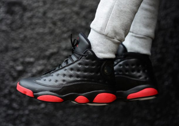 Nike Air Jordan 13 on Feet