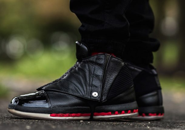 Nike Air Jordan 16 on Feet
