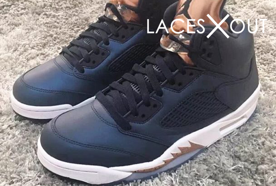Air Jordan 5 Bronze Tongue September Release Date