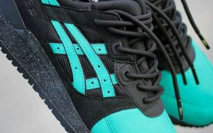 ASICS Black Shoelaces