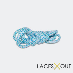 Baby Blue Shoelaces Ropes