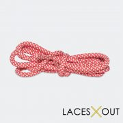 Red Rope Shoelaces Cheap